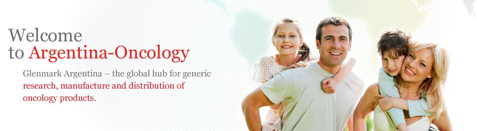 Welcome to Argentina Oncology - Glenmark Argentina – the global hub for generic research, manufacture and distribution of oncology products.